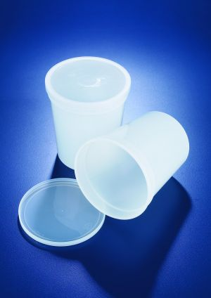 Azlon® Snap-on-lid containers, Polypropylene