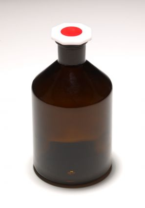 MBL® Reagent bottles amber soda-lime glass