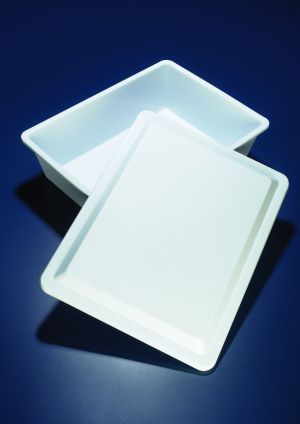 Azlon® Sterilising Trough, Polypropylene