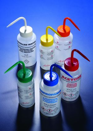 Azlon® Multi-lingual wash bottles