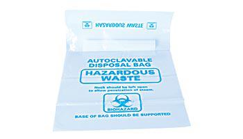 A cost effective alternative to Azlon<sup>®</sup> autoclave bags