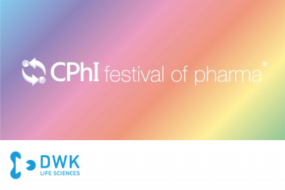 DWK Life Sciences exhibits at CPhI's virtual Festival of Pharma